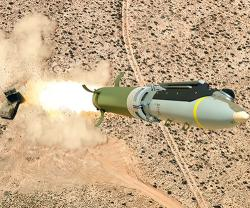 Boeing, Saab Test Fire Ground-Launched Small Diameter Bomb