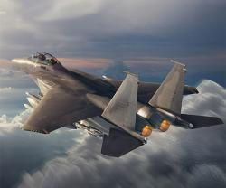 Boeing to Build First Lot of Eight F-15EX Fighter Jets for U.S. Air Force