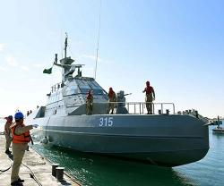 CMN Delivers New Batch of Speed Interceptor Boats to Saudi Navy