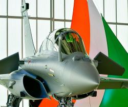 Dassault Hands Over First Indian Air Force Rafale