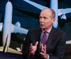 David Calhoun Commences Role as Boeing President & CEO