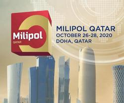 Doha to Host 13th Edition of Milipol Qatar in October 2020