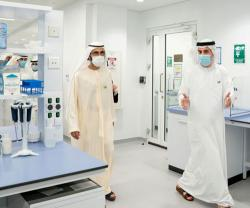 Dubai Ruler Launches State-of-the-Art Medical Research Institute