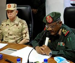 Egypt, Sudan Sign Defense Cooperation Pact