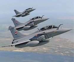 Egypt Orders 30 Additional Rafale Fighter Jets