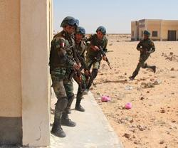 Egyptian, US Special Forces Hold Joint Counter Terrorism Training