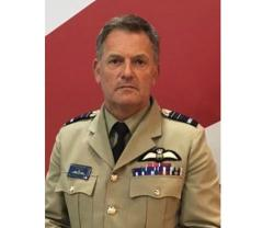 Egyptian Military Officials Receive Senior UK Defence Advisor