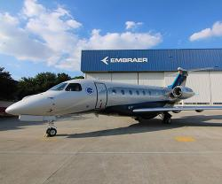 Embraer Celebrates 15 Years of Executive Care Program for Business Jets