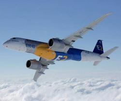 Embraer Hails Global Aviation Industry's Commitment to Net-Zero Carbon Emissions by 2050