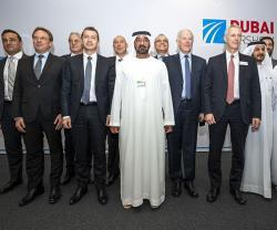 Emirates Orders 50 A350XWB at Dubai Airshow