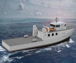 Fincantieri Starts Dry Dock Works for Experimental Vessel ZEUS