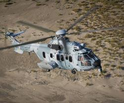 Flight Testing Starts for 1st H225Ms for Kuwait