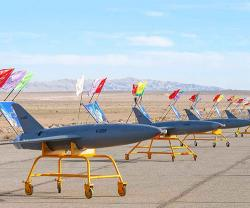 """Guards Corps Commander: """"Iran's Wide-Body Drones Can Fly 7,000 Km"""""""