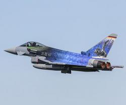 Hensoldt Delivers Core Components to Eurofighter/Typhoon Self-Protection System