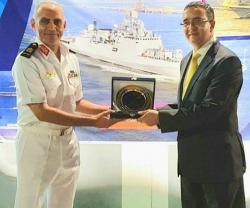 Indian Navy Ship Tabar Concludes 3-Day Goodwill Visit to Egypt