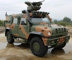 Iveco Defence Vehicles Delivers First LMV-BR to Brazilian Army
