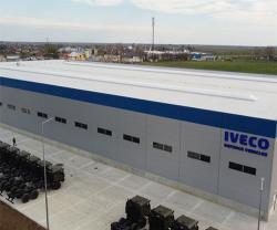 Iveco Defence Vehicles Inaugurates New Plant in Romania