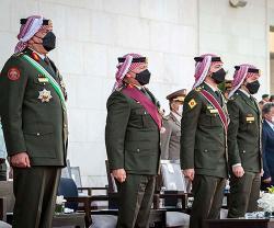 Jordanian King Attends Ceremony Marking the Kingdom's Centennial