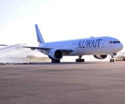 Kuwait Airways Receives 8th Boeing 777-300ER