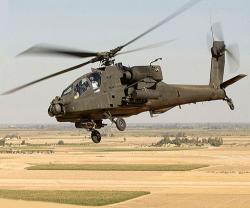 Kuwait Orders 8 New AH-64E Apache Longbow Attack Helicopters