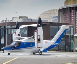 Leonardo Launches Agusta Brand for VIP Helicopter Sector at Dubai Expo 2020