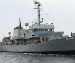 Libya Receives Ex-Irish Offshore Patrol Vessel