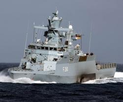 MBDA, Rheinmetall to Develop High-Energy Laser Effector System for German Navy