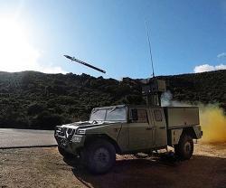 MBDA's Mistral 3 Missile Scores Double Success