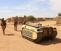 Milrem Robotics Showcases its 5th Generation UGV at UMEX