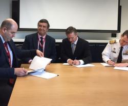 Navantia Signs Platform Design Services Contract with Royal Australian Navy