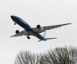 New Boeing 777X Completes Successful First Flight