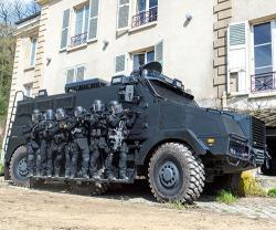 Nexter Exhibits its Products Designed for Security Forces at Milipol Paris