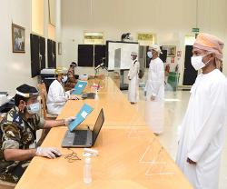 Oman's Military Technological College Receives 8th Batch