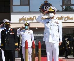 Pakistan's Chief of Naval Staff Visits Royal Bahrain Naval Force