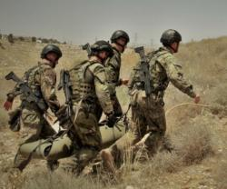 CZ Weapons Successful at Warrior Competition in Jordan