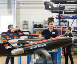 Airbus Completes 1,500th Target Drone