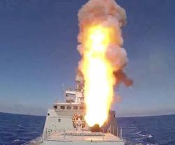 Russian Navy Expands Mediterranean Task Force to 15 Ships