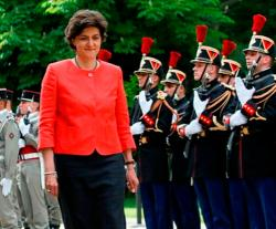 Sylvie Goulard Named Minister for French Armed Forces