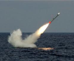 US Navy Fires 1st Tomahawk From New Submarine Payload Tubes