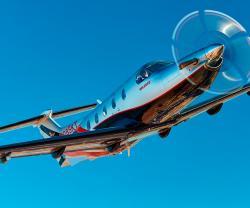 Pilatus Delivers 1400th PC-12