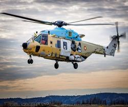Qatar's NH90 Helicopter Program Performs First Flights