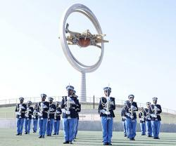 Qatar Participates in International Military Music Festival in Moscow