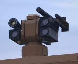 Roketsan Steps into Directed Energy Weapon Systems with ALKA