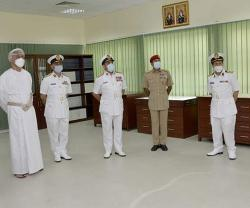 Royal Navy of Oman Inaugurates National Hydrographic Office