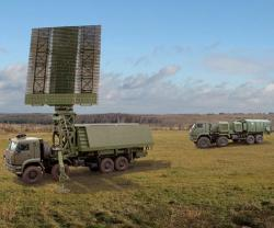 Russia Offers Advanced Radar to Trace Hypersonic Targets