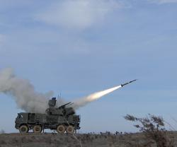Russia Shields Syria from Israeli Air Strikes