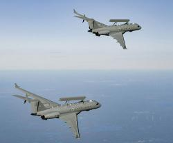 Saab Receives Follow-on Contract for UAE's Two GlobalEye