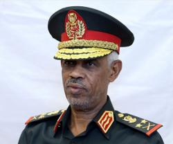 Sudan's Defense Minister Receives American Chargé d'Affaires