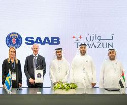Tawazun, Saab Share a Rich History of Success