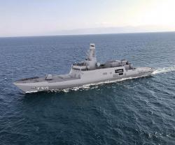 Turkey's First Frigate Project Nears Completion